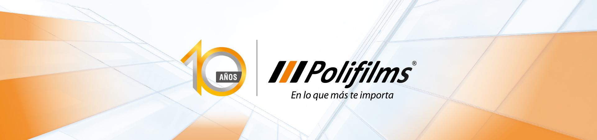 Polifilms 10 años